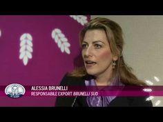 Alessia Brunelli al Convegno Food and Nutrition UCBM 20120.