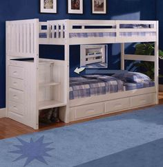 "<span itemprop=""name"">Discovery World Furniture White Staircase Bunk Bed Twin/Twin (Stair Stepper)</span><meta itemprop=""sku"" content=""0214-OG"" /><meta itemprop=""productID"" content=""31"" />"