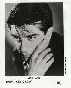 Mick Karn Press release 1991
