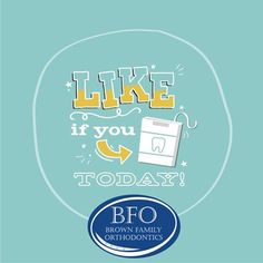 PIN THIS POST if you flossed today! And you could win a BFO umbrella!