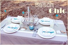 Beach CHIC party!