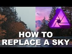 Affinity Photo - How to replace a Sky Photography Software, Photography Lessons, Photography And Videography, Photography Tutorials, Photography Ideas, Photoshop Tips, Photoshop Tutorial, Affinity Photo Tutorial, Digital Art Beginner