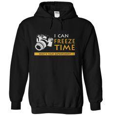 I Can Freeze Time!  T Shirt, Hoodie, Sweatshirt