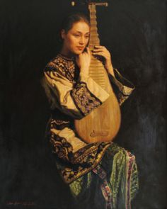 Art-Sanat-Kunst Galerie - Chen Yifei