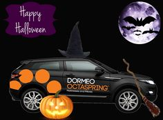 Happy #Halloween from Dormeo Octaspring! Treat yourself today and enter for a chance to win a brand new 2013 #RangeRover Evoque absolutely FREE!!