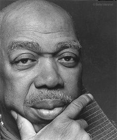 """If I'm not wanted in a place, there's something wrong with the place, not with me.""  --Geoffrey Holder"
