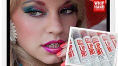 Whip Hand Cosmetics LIP HIT Long Wear Lip Veneers on Open Sky!