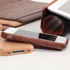 Wooden iPhone and iPod cases by Miniot | MONOQI