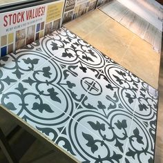 As seen at the Heart of Texas Home Show, we have added these beautiful new decorative tiles to our stock room! We've been working hard at updating our stock room so come and see all of our wonderful stocking products!