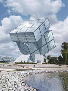 Huge Rubik cube-shaped museum will be built in Budapest