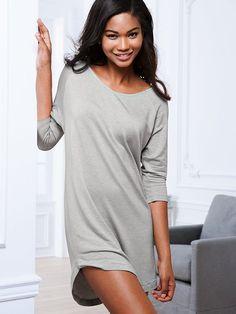2f9396df6d Modal Sleepshirt - Victoria s Secret Women s Sleep Shirts