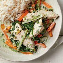 Tupperware - Thai Green Curry