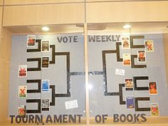 Tournament of Books @ Parr Library