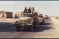 CONCENTRATION OF IRAQI TROOPS NEAR KUWAIT - 0000300391-005 - Rights Managed - Stock Photo - Corbis