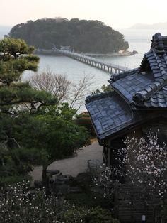 Takeshima Island, Gamagori, Aichi, Japan ©pochi 蒲郡 竹島
