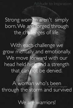 another warrior woman behind the words (one with more clothes) Life Quotes Love, Great Quotes, Quotes To Live By, Me Quotes, Inspirational Quotes, Motivational, Being A Woman Quotes, Pretty Woman Quotes, Evil Quotes