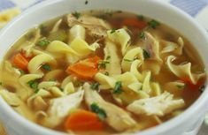 We've got all the best chicken soup recipes right here! If you're looking for easy chicken soup recipes, take a peek at our best-of collection, from Thai coconut chicken soup to chicken vegetable soup. All Recipes Chicken, Homemade Chicken Soup, Chicken Noodle Soup, Easy Soup Recipes, Top Recipes, Fall Recipes, Yummy Recipes, Canning Granny, Vegetable Seasoning
