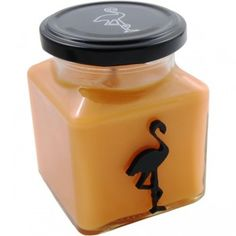 Pumpkin & Chestnut Halloween Jar Candle