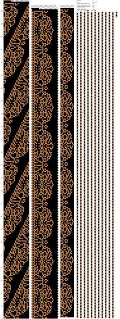 Бисерные фантазии от Елены. | ВКонтакте Bead Crochet Patterns, Beaded Jewelry Patterns, Beading Patterns, Spiral Crochet, Bead Crochet Rope, Paper Beads Template, Beaded Crafts, Peyote Beading, Bead Jewellery