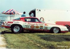 TFT, Ray Allen, 1980 Lightning Aircraft, Chevy Muscle Cars, Drag Cars, Car And Driver, Drag Racing, Cool Cars, Chevrolet, Street Rods, Toys