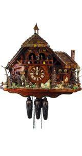 Relógio de Cuco <br> Black Forest Casa