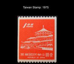 1975 Taiwan stamp