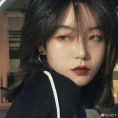 Pale Aesthetic, Bad Girl Aesthetic, Korean Beauty Girls, Asian Beauty, Bad Girl Style, Quirky Girl, Ulzzang Korean Girl, Girl Swag, Girl Face