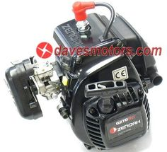 Zenoah G270RC 3 HP 4 Bolt Gas Engine for Large Scale 1 5 RC Car FG HPI or Goped | eBay