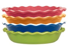 Emile Henry Ceramic Pie Dish, I have them in the Fall colors ♥