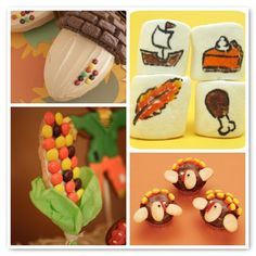 Thanksgiving Dessert Roundup « SWEET DESIGNS – AMY ATLAS EVENTS
