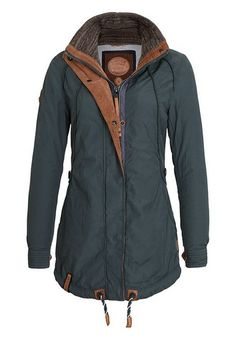 High quality women's jacket in dark green. Not to be tumble-dried - machine…
