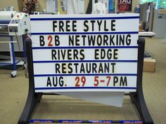 Networking Wed. Aug. 29, 2012