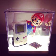 #mario #console #room #gameboy #collection #ikea #synas