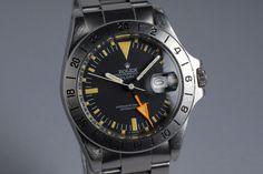 Vintage Rolex Explorer II Mark I Dial Watch   Rolex 1655