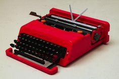 1969 Olivetti Typewriter