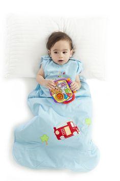 C A Uyku Tulumu İtfaiye arabası motifli uyku tulumu... Doğumdan 6 yaşa kadar tulum ...