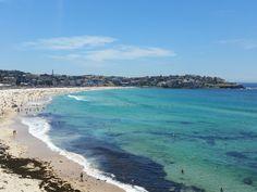 Bondi Beach, Bondi to Coogee walk, Sydney, New South Wales, Australië