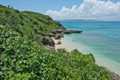 Kudaka island, Okinawa