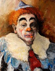 Company of Clowns   by Graham Keith