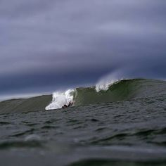 A quiet day's surfing in Donegal #Ireland