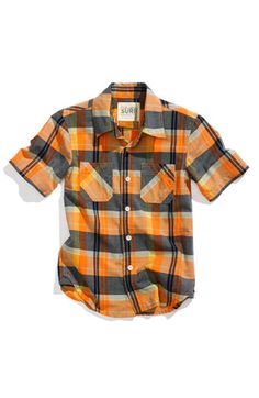 Peek, Greenwich Utility Shirt #toddler #boy
