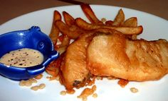Proud of my fish and chips