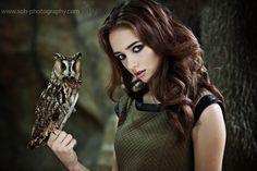 Owl Photoshoot #fotografbruckleitha #eule #owlphotoshoot #fashion