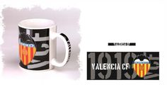 Valencia C.F. Taza Mug - Taza Mug Valencia C.F.