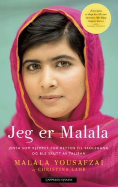The bestselling memoir by Nobel Peace Prize winner Malala Yousafzai. I Am Malala. This is my story. Malala Yousafzai was only ten years old when the Tali. Malala Yousafzai, Ich Bin Malala, Reading Lists, Book Lists, Reading Club, Beach Reading, Malala Book, Mon Combat, Books To Read