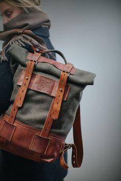 3ea9488e87  canvasbackpack Cute Backpacks