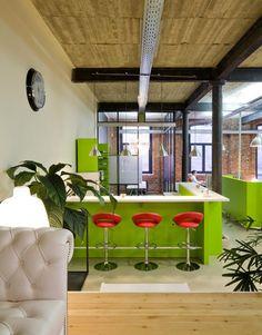 Coworking Space - BurooZ Antwerp, Antwerpen, Belgium