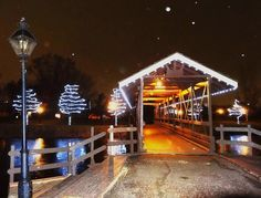 """""""Taken at Heritage Park in Taylor. The park always looks so nice dressed up in Christmas lights."""" City: Taylor 