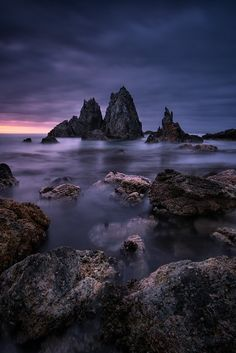 Among the cloud and water by Joshua Zhang on 500px
