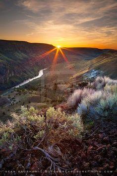 Owyhee River, Oregon